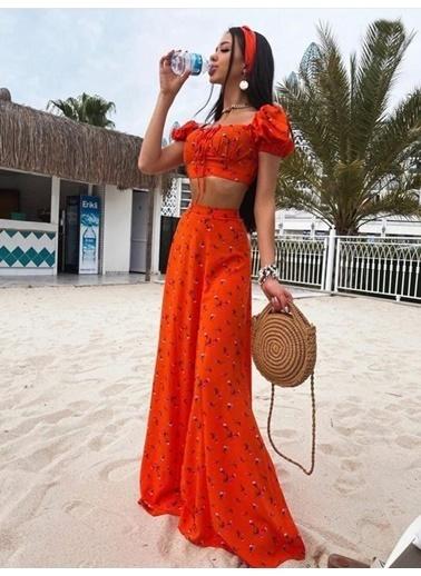 BLACK&GRACE Takım Elbise Oranj